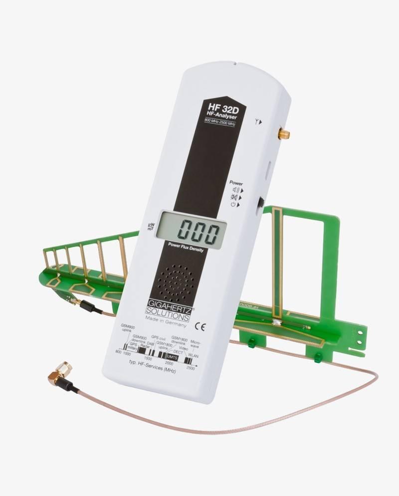 Analizzatore di frequenze HF32D