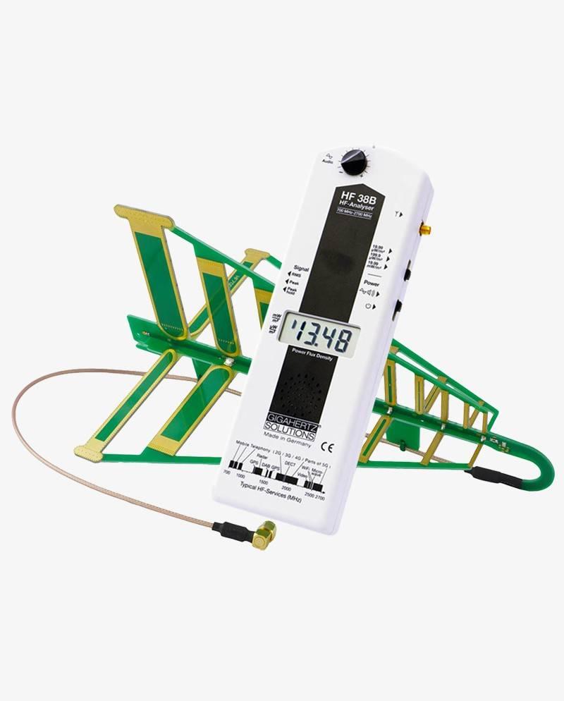 Analizzatore di frequenze HF38B