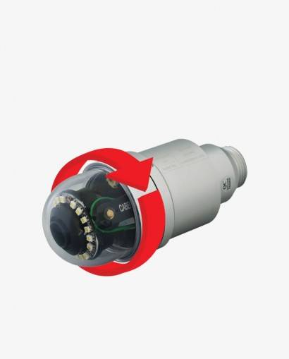 Telecamera robotizzata Aspo-SPT