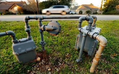 E' possibile tracciare un tubo del gas in plastica interrato?