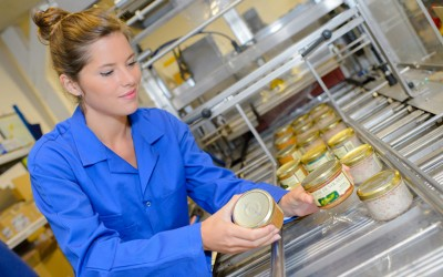 Metal detector alimentari: riduci il rischio a zero!