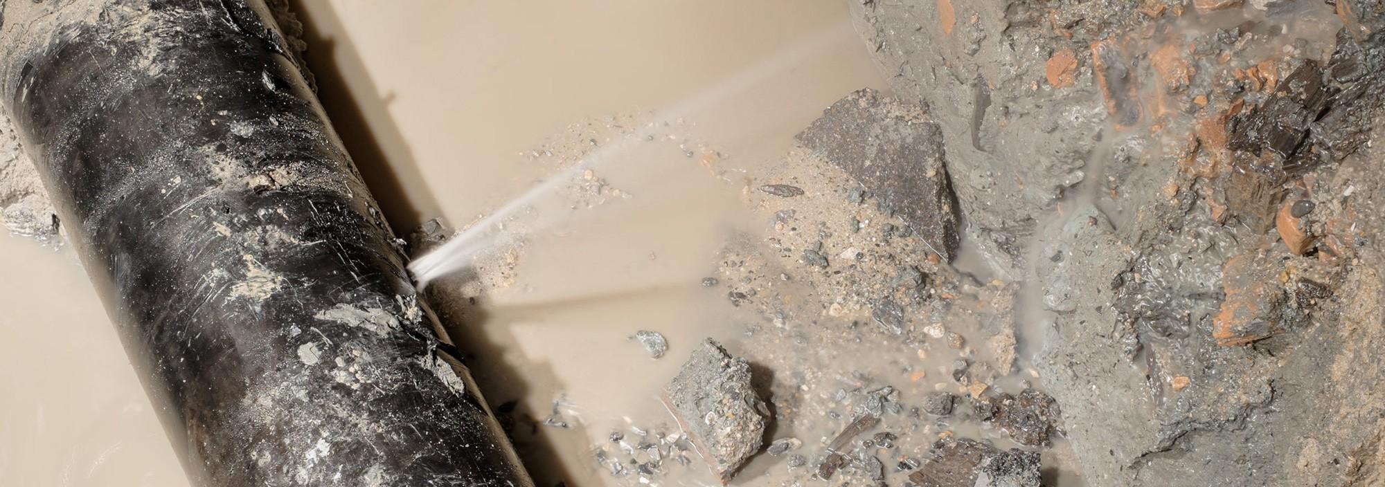 Rileva perdite di Acqua o qualisiasi altro fluido in pressione